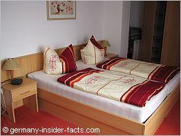 german hotels bedroom