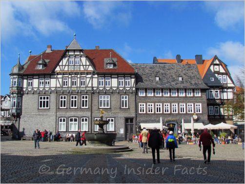 market place goslar