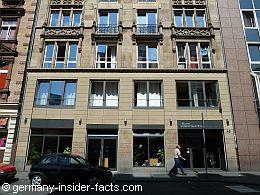 hostels in frankfurt five elements