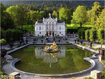 overnigh linderhof and neuschwanstein tour