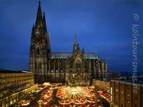 Cologne Christmas Markets 2019 - Facts