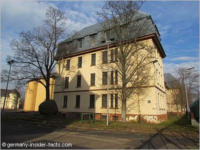 Hutier Kaserne March 2013