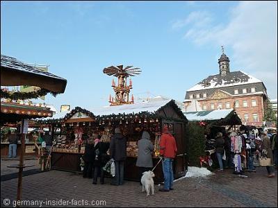 Hanau Christmas Market 2010