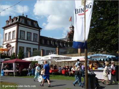 Bürgerfest 2010 at Schloss Philippsruhe
