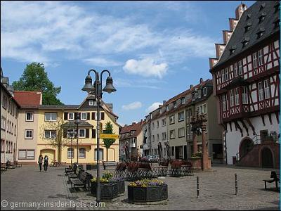 Altstadt - old town - Hanau