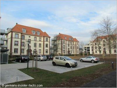 Yorkhof Kaserne Hanau March 2013